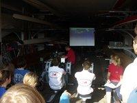 FRV Ergometermeisterschaft in der Bootshalle